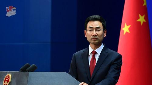 """美国因华为进入""""紧急状态""""?中国外交部:蓄意抹黑中企"""