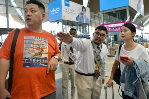 中国游客 新