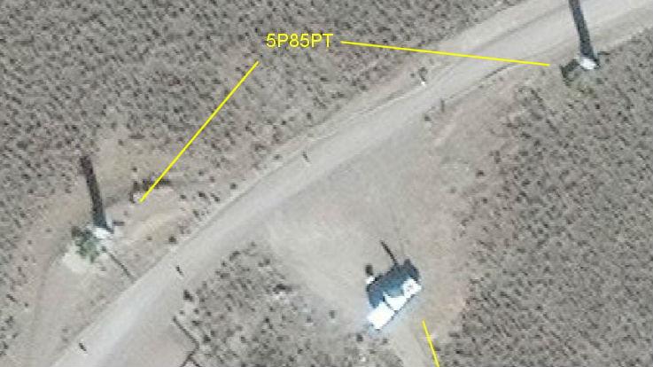 疑似S-300防空导弹惊现美军基地 俄媒称或为美军秘密购买