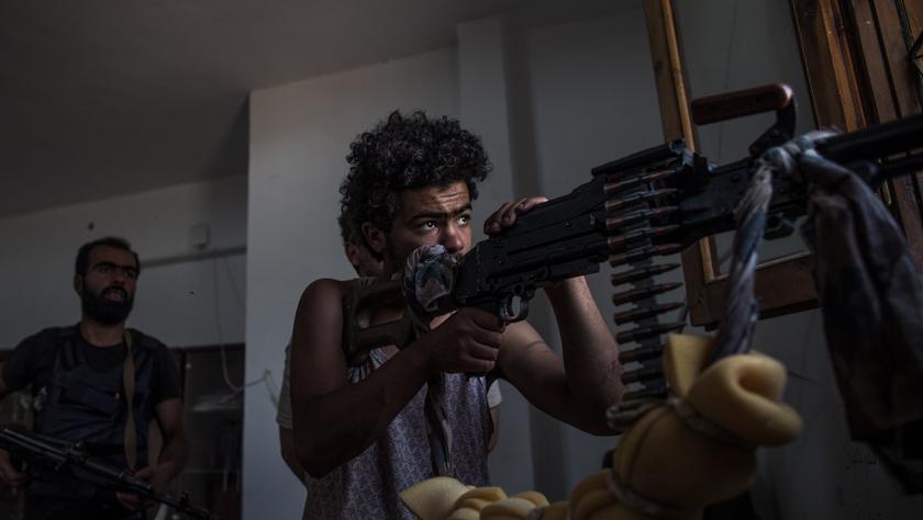 利比亚冲突