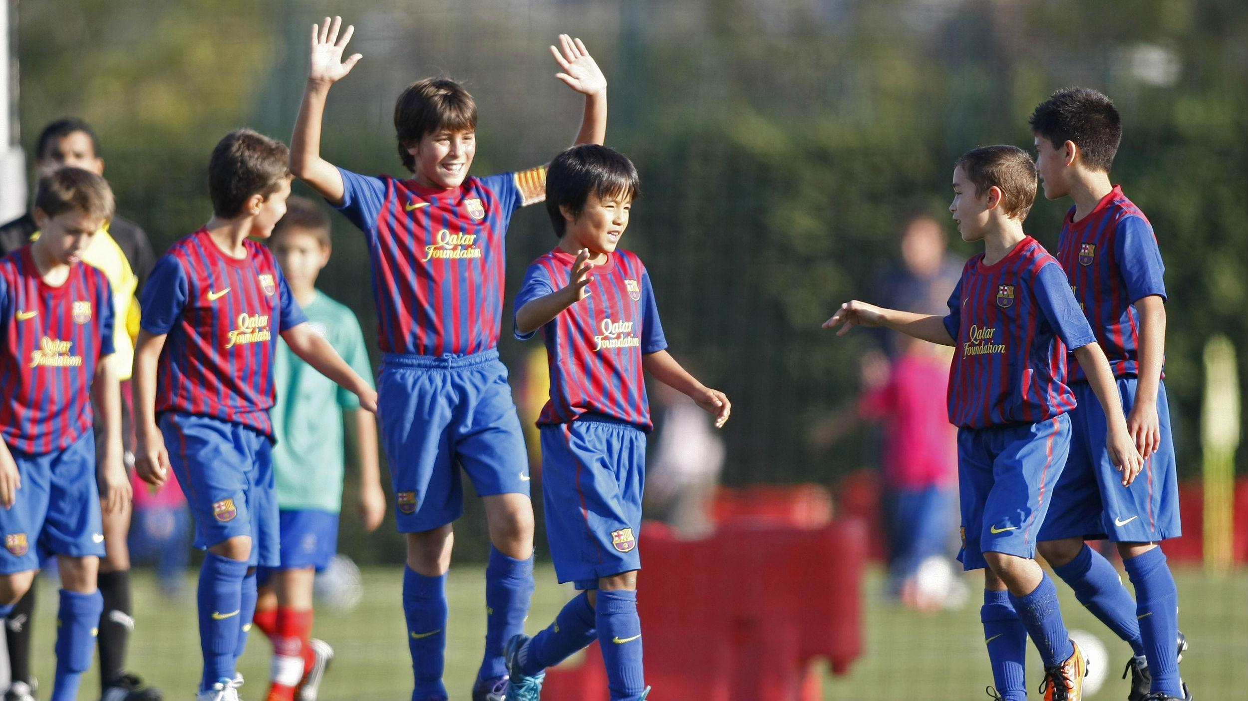 """输出""""拉玛西亚模式"""" 巴萨将足球基因传播到世界各地"""