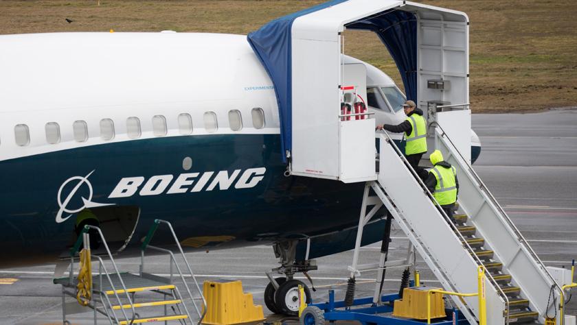 波音称已完成737MAX飞机软件更新工作