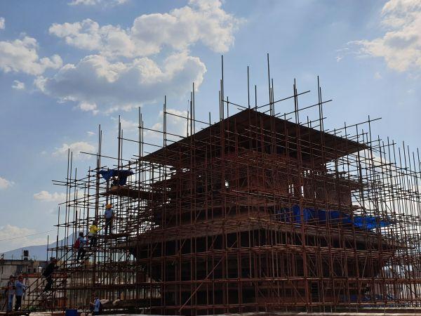 亚洲文明新视野 | 尼泊尔古建筑魅力在修复中重现