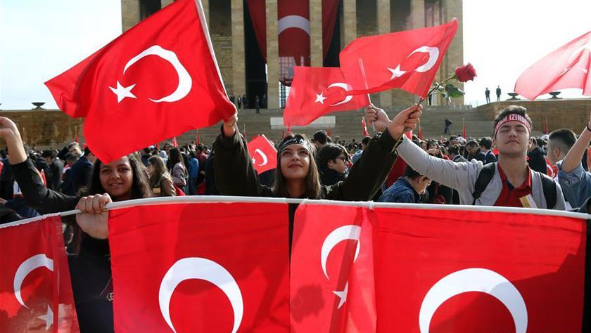 土耳其纪念独立战争爆发100周年