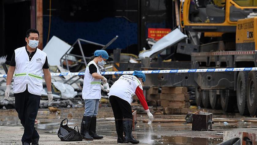 广西百色一酒吧坍塌事故7名相关人员被刑拘