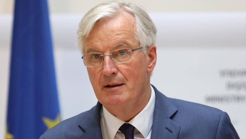 """欧盟谈判代表说正在为英国无协议""""脱欧""""做准备"""