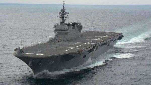 日本频繁与多国举行印太军演:欲在南海加强存在