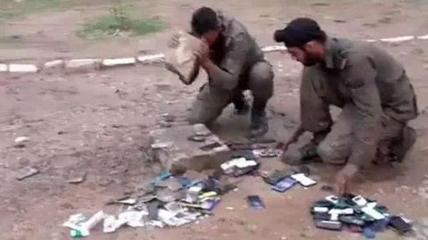 印军人因涉嫌在网聊时泄密被捕