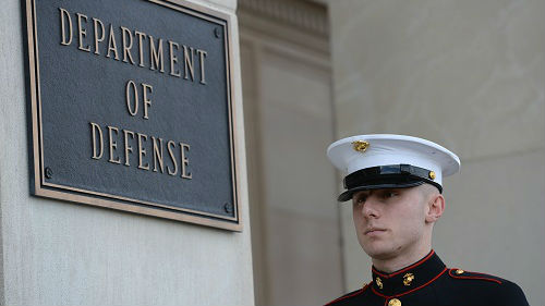 """外媒:美国考虑向中东增派5000军人 将是""""防御性质"""""""