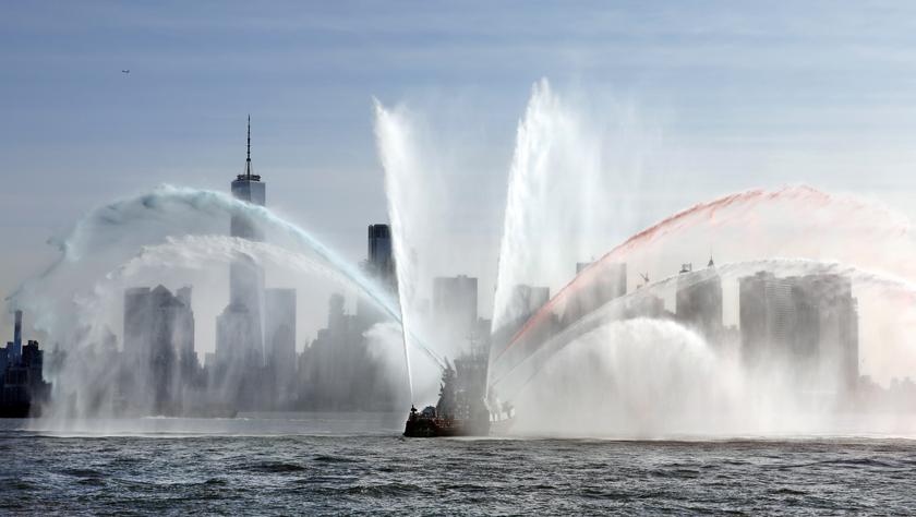 纽约舰队周开幕