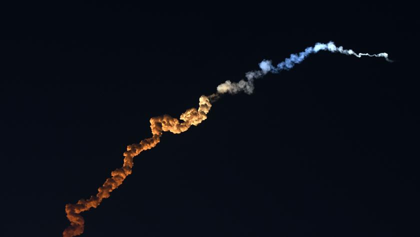 印度成功发射一颗地球观测卫星