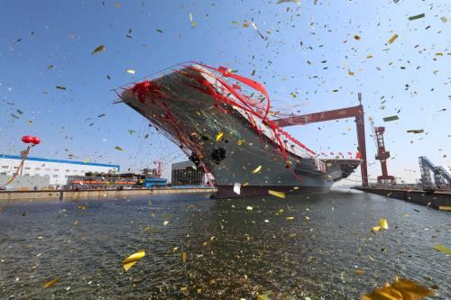 外媒:中国拟收购克罗地亚造船厂