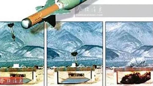 """军情锐评:可灭61米深地下目标!美军""""钻地弹""""优于俄军但仍存瓶颈"""