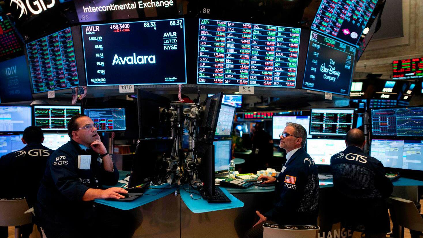 外媒:贸易战恐慌拉低全球股市