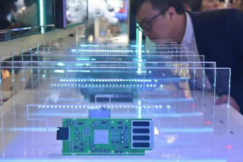 美国阻挠华为后,中国寻求技术合作步伐并未放慢——