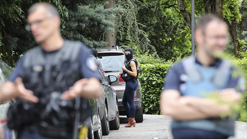 法國里昂爆炸案嫌疑人被捕