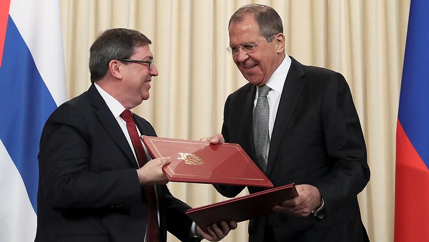 俄外長:美向中東增兵將增加該地區風險