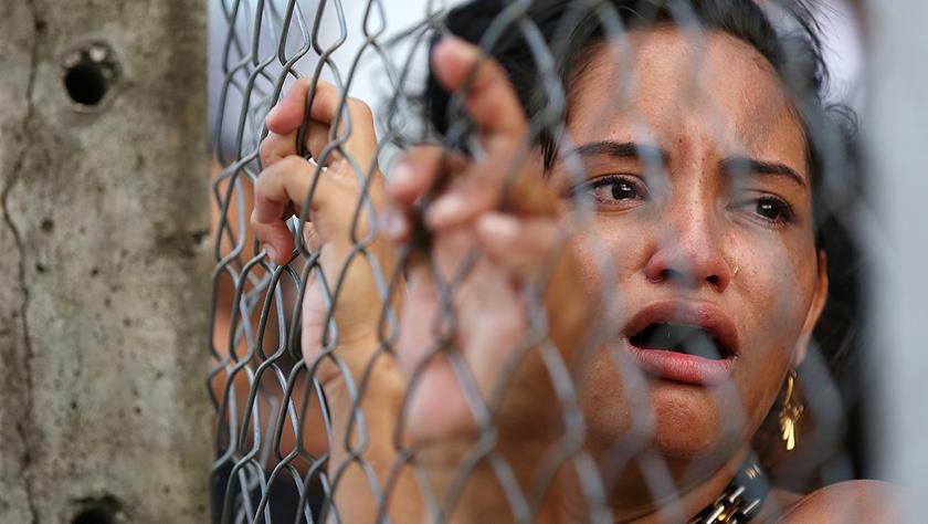 巴西亞馬孫州4座監獄有40名囚犯死亡
