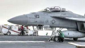 特朗普称将命令福特级航母弹射器由电磁改回蒸汽