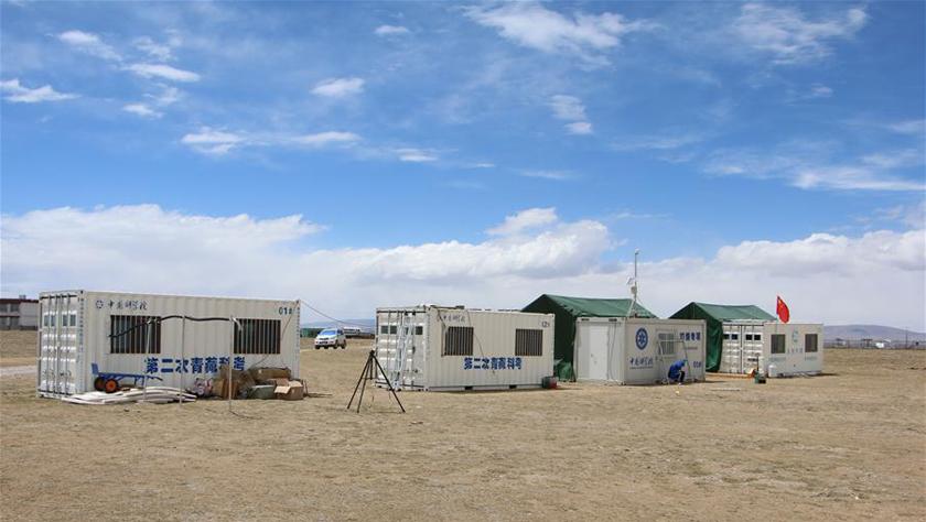 第二次青藏科考首次获得青藏高原海拔7000米高空大气组分科学观测数据