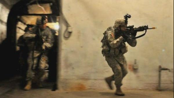 """美军研发""""强化版谷歌地球"""":快速""""复制""""战场供军人训练"""
