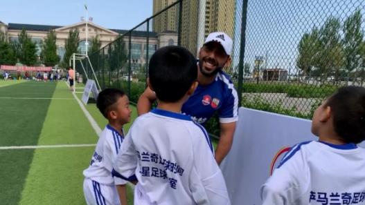 2019年度薩馬蘭奇足球時間-三星足球教室正式開練!