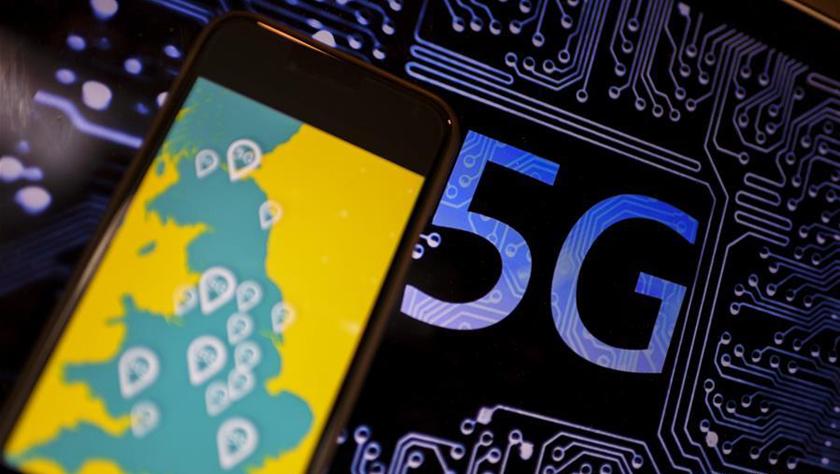 英国正式开通首批5G服务