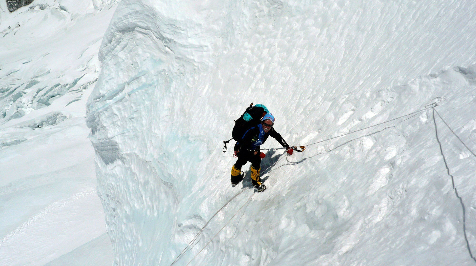 攀登喜马拉雅再现意外 印度境内8名登山者失联