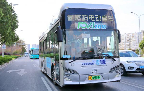 繼純電動車后 中國這一新能源車的發展也引人注目