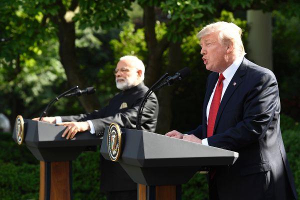 美終于出手 印度反應耐人尋味……