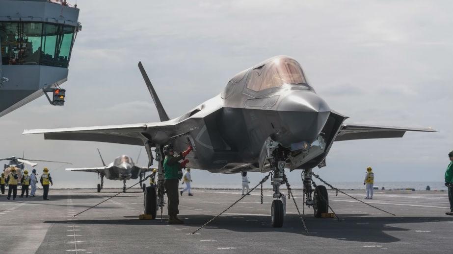 """出動率比老式""""海鷂""""差11倍!F-35B""""痼疾""""令英軍頭疼"""