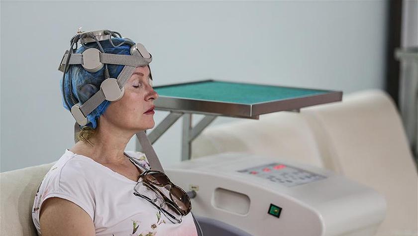 中国康复理疗技术受到俄罗斯人欢迎
