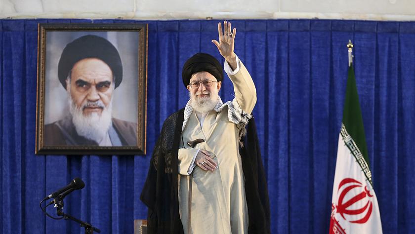 哈梅內伊呼吁伊朗國民繼續抵抗美國壓力