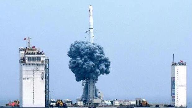 世界级的成功!俄专家如是评价中国运载火箭海上发射——