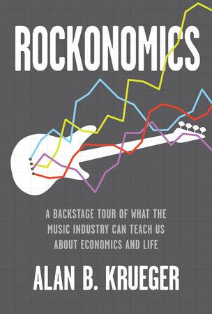 摇滚经济学书封面