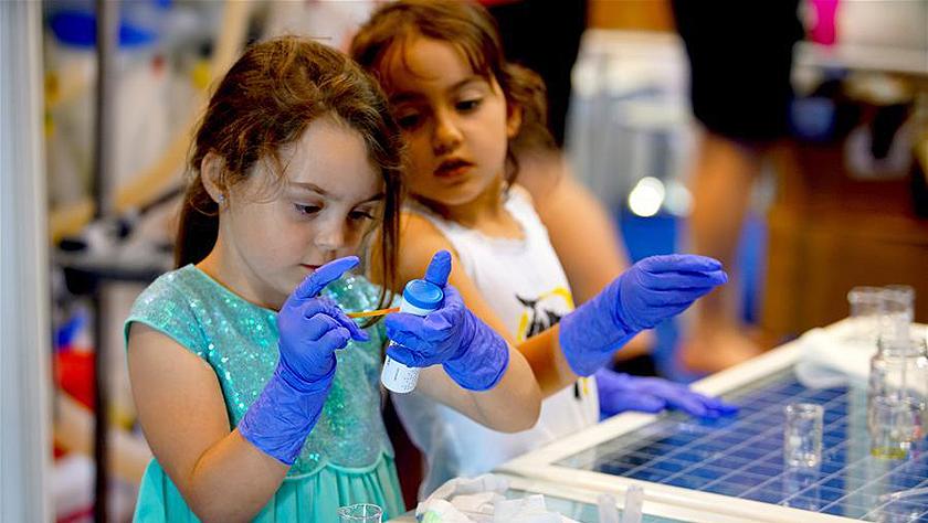 捷克举办科学博览会