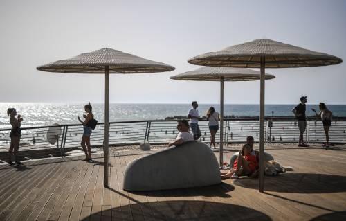 微妙,中国游客在以色列随处可见……