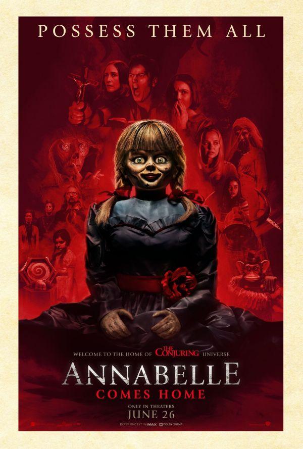9 安娜贝尔