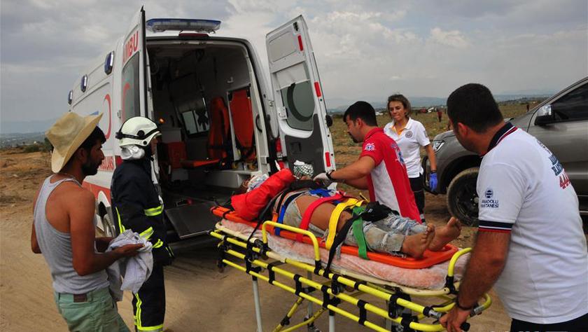 土耳其教練機墜毀 造成2死1傷