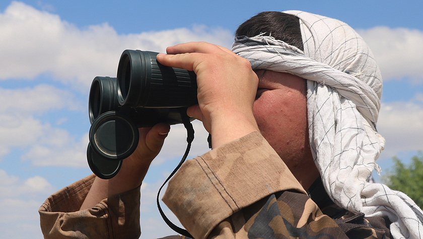 """塔利班""""红队""""头目在阿富汗北部被击毙"""