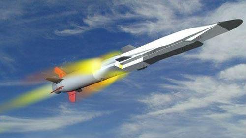 美空军试射高超音速导弹 计划于2022年具备作战能力