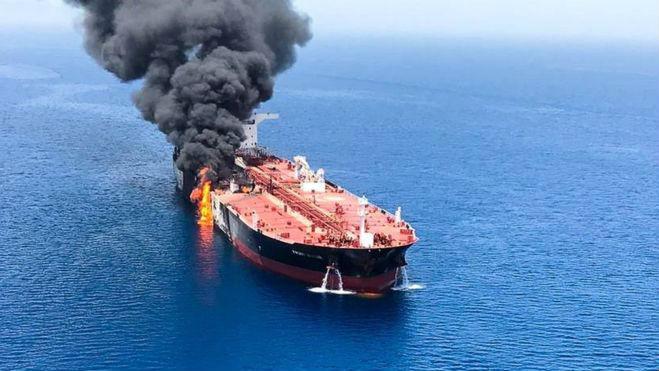 國際社會呼吁調查油輪遇襲事件 日俄及歐盟各國同聲希望保持克制