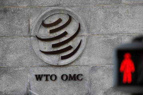 外媒關注:美暫停WTO對華知識產權訴訟