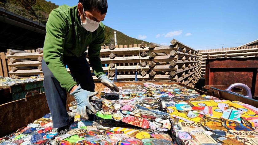日本上勝町的垃圾分類