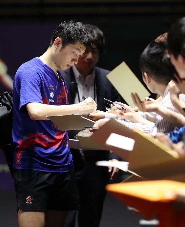 """国乒包揽日本公开赛五冠 """"东京奥运预演""""得失几何?"""