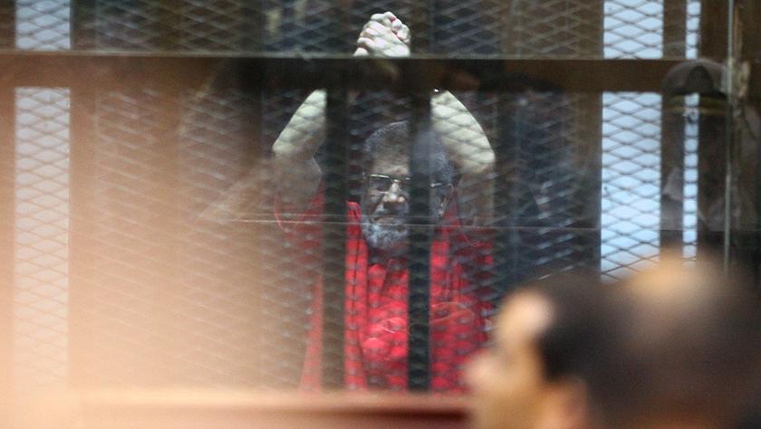 埃及前總統穆爾西去世