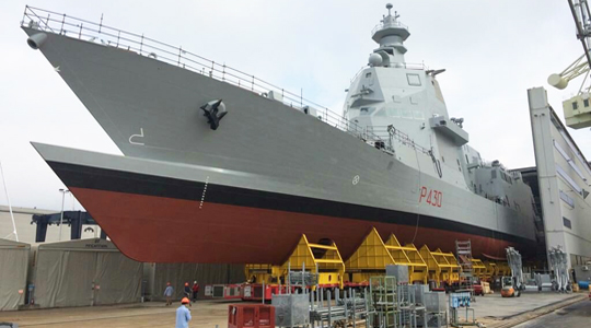 """没看重影!意大利推""""双舰艏""""新护卫舰"""