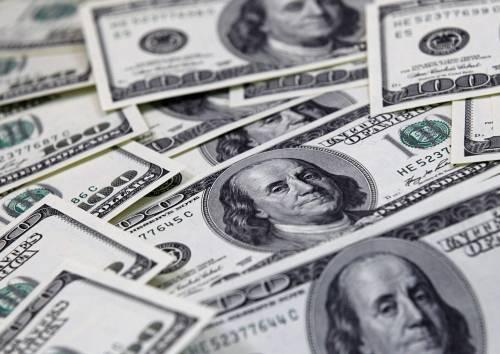 外媒:中国再度减持美国国债……