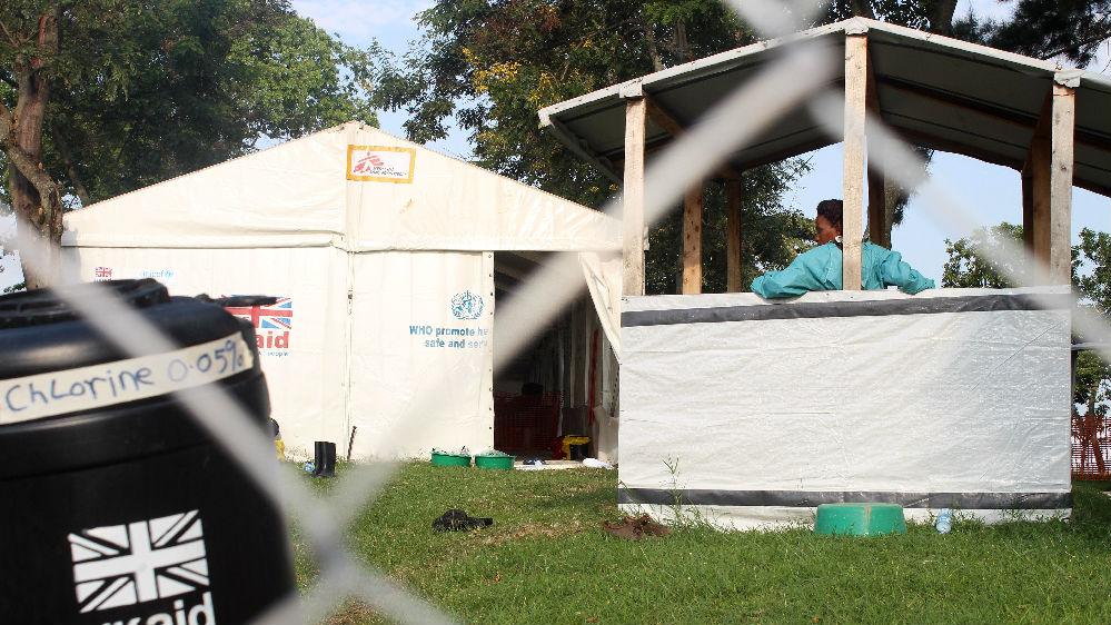 刚果(金)埃博拉疫情严重 英媒:已成史上第二大疫情