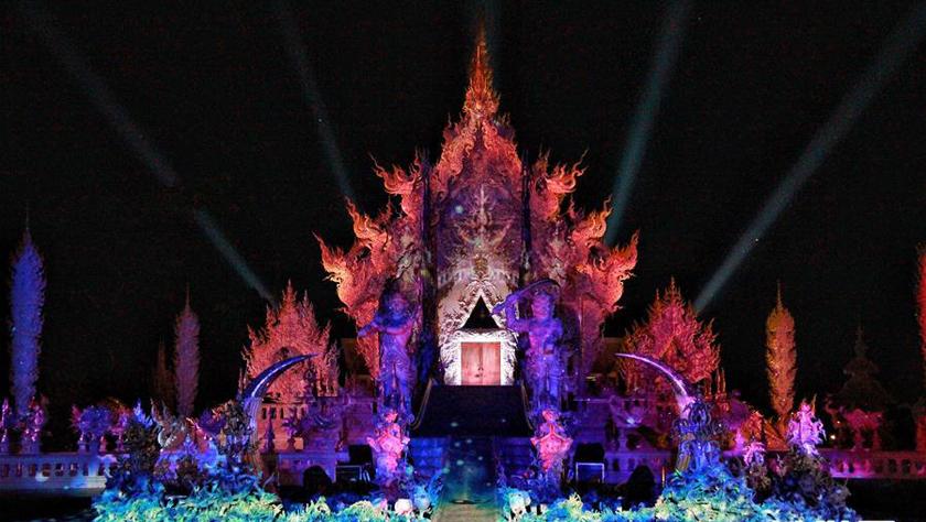 泰国清莱主打艺术旅游吸引中国游客